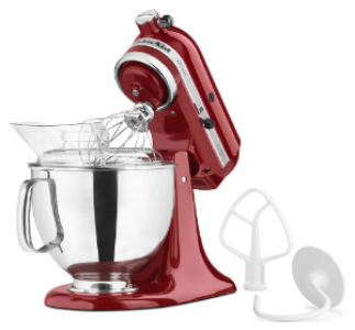 KitchenAid KSM150PSER Mixer Artisan Series