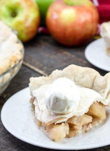 Apple Pie à la Mode