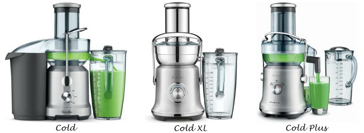 Breville Juice Fountain Cold Series