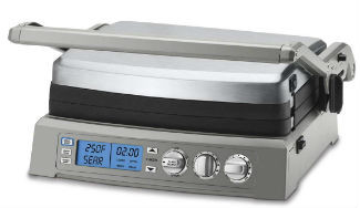 Cuisinart Griddler Elite GR-300WS
