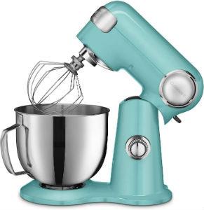 Cuisinart vs KitchenAid mixer