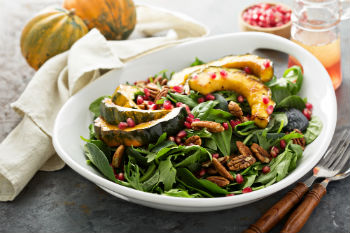 Healthy Fall Salads
