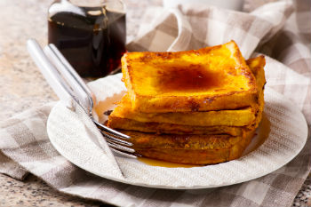 French Toast: a great fall breakfast idea