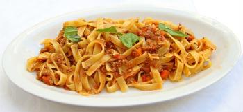 Instant Pot one pot pasta