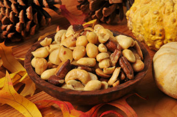 Seasoned Mixed Nuts