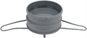 Grey Silicone Steamer Set