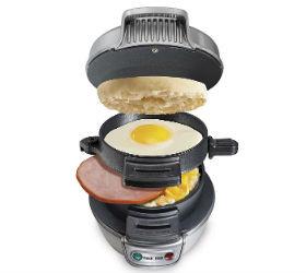 Hamilton Beach Breakfast Sandwich Maker (Single)