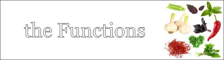 Instant Pot Functions