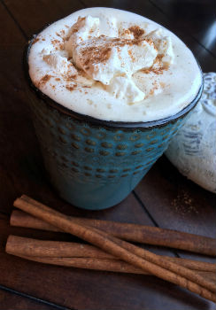Irish Pumpkin Coffee