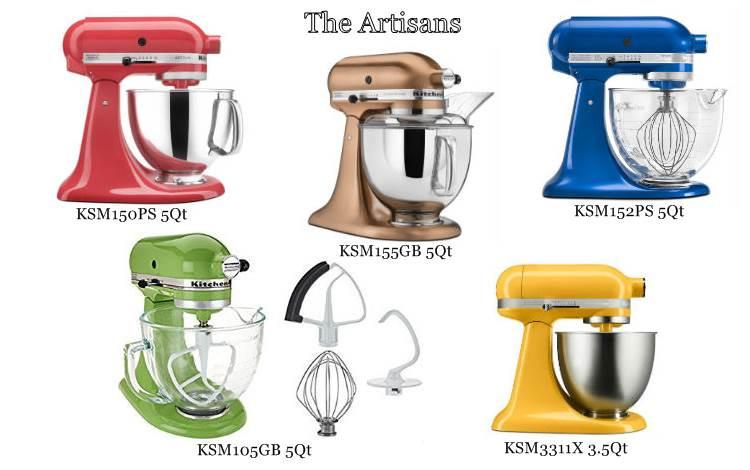 KitchenAid Artisan Series