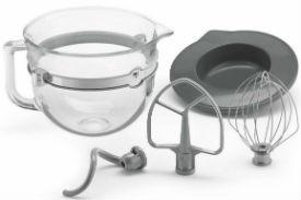 KitchenAid Glass Bowl 6 Quart