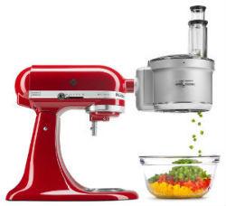 KitchenAid KSM2FPA Food Processor & Dicing attachment
