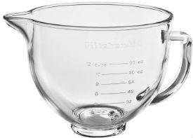 KitchenAid Mixer Glass Bowl 5-Qt