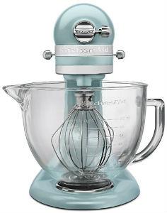 KitchenAid Mixer Glass Bowl
