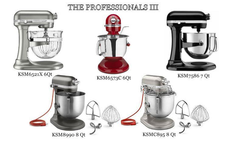 KitchenAid Professional High Efficiency