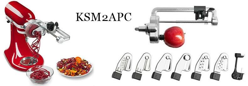 KitchenAid Spiralizer KSM2APC