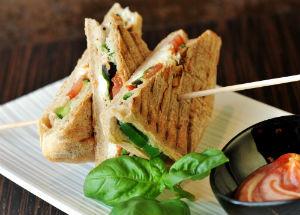 Panini Sandwich Melt