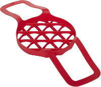 Red Silicone Bakeware Instant Pot Sling