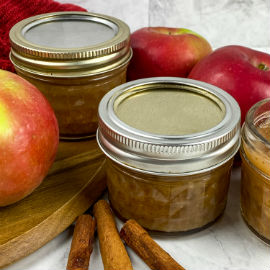 Savory Apple Onion Chutney