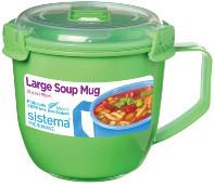 Sistema large soup mug