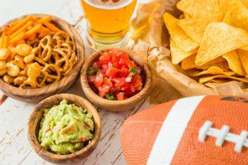 Super Bowl Dips & Treats