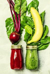 a healthy smoothie diet